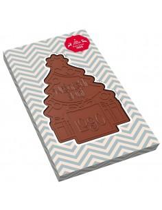 Reklaminis šokoladas Choco4Mat
